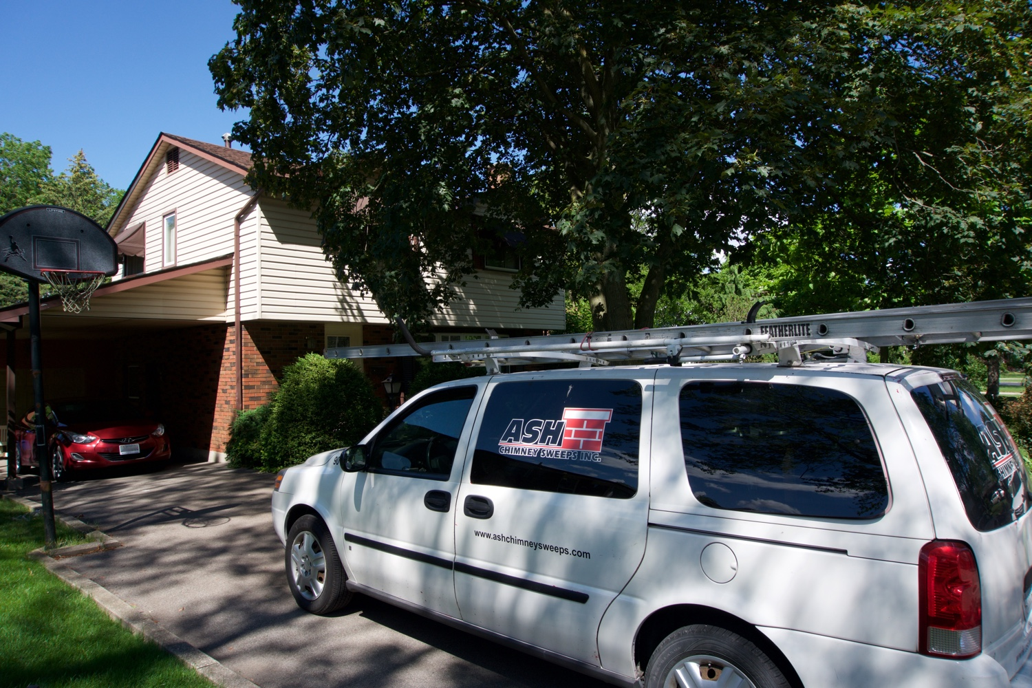 Chimney cleanings, chimney covers, WETT inspections, animal and blockage removals.